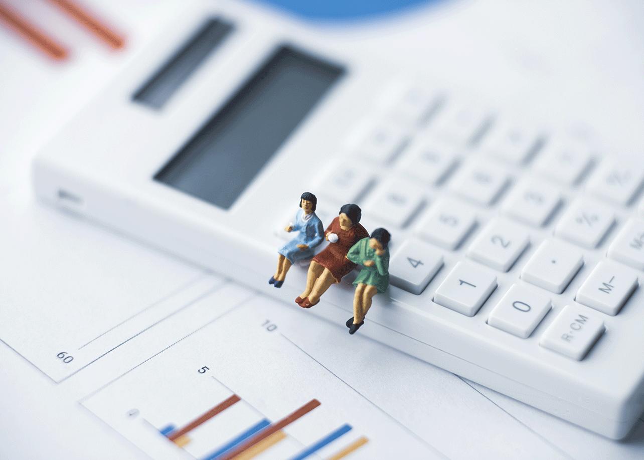 M&Aと会計のイメージ