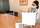 【お客様と従業員の健康を守る】日本M&Aセンターのコロナ感染症予防対策
